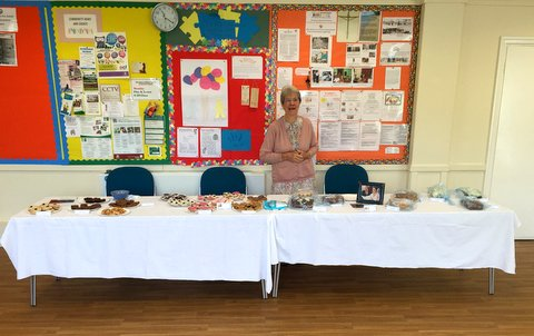 Cake Sale – Nav Jivan Project